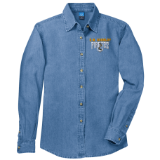 CM Bradley Staff 2018 Ladies Denim Shirt