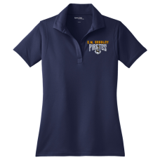 CM Bradley Staff 2018 Navy Ladies Polo Shirt