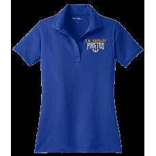 CM Bradley Staff 2018 Royal Ladies Polo Shirt