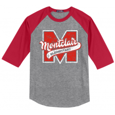 Montclair Spring 19 Baseball Shirt
