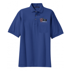 Washington Woodworkers 2019 Mens Polo with Pocket